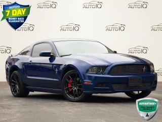 Used 2014 Ford Mustang V6 Premium PREMIUM | V6 | RWD | POWER SEATS | REAR CAMERA | REMOTE KEYLESS | V6 PERFORMANCE PACKAGE for sale in Waterloo, ON