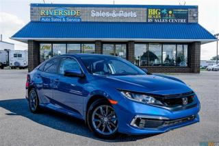 Used 2021 Honda Civic EX **ONLY 104Kilometers** - Backup Cam - Sunroof for sale in Guelph, ON