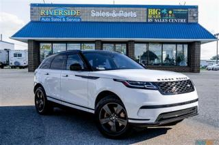 Used 2019 Land Rover Range Rover Velar P300 S I4 - Nav - Sunroof - Backup Cam - Heated Seats - Heated Steering for sale in Guelph, ON