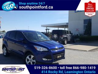 Used 2016 Ford Escape SE PENDING SALE for sale in Leamington, ON