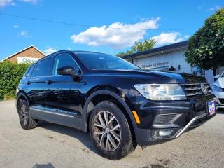 Used 2018 Volkswagen Tiguan 7 PASS AWD for sale in Waterdown, ON