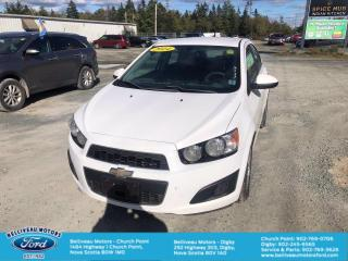 Used 2014 Chevrolet Sonic LT for sale in Church Point, NS