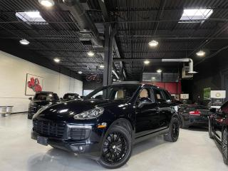 Used 2016 Porsche Cayenne AWD !!  PANO !! NAV !! ACCIDENT FREE !!! for sale in North York, ON