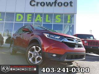 Used 2019 Honda CR-V EX WITH SUNROOF AWD for sale in Calgary, AB