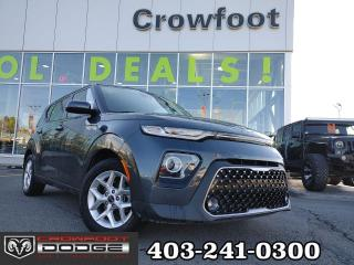 Used 2020 Kia Soul EX AUTOMATIC HATCHBACK for sale in Calgary, AB