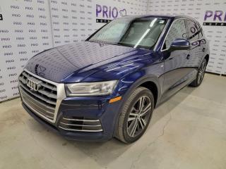 Used 2018 Audi Q5 2.0 TFSI quattro Progressiv S tronic for sale in Ottawa, ON