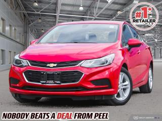 Used 2018 Chevrolet Cruze LT AUTO for sale in Mississauga, ON