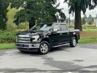 Used 2017 Ford F-150 Lariat for sale in Langley, BC