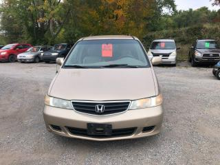 Used 2002 Honda Odyssey EX for sale in Whitby, ON