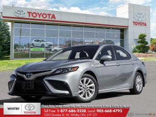 New 2021 Toyota Camry SE AWD for sale in Whitby, ON