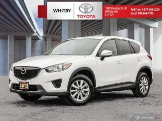 Used 2015 Mazda CX-5 GX for sale in Whitby, ON