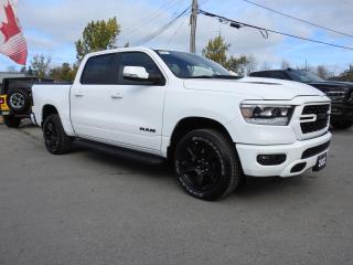 New 2022 RAM 1500 SPORT for sale in Trenton, ON