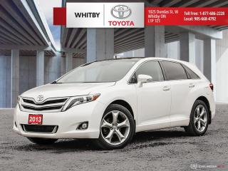 Used 2013 Toyota Venza for sale in Whitby, ON