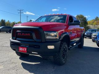 Used 2017 RAM 2500 Power Wagon for sale in Spragge, ON