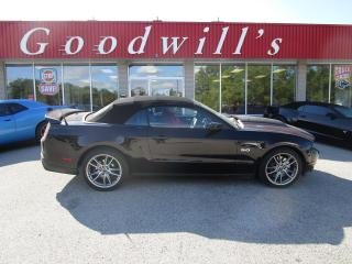 Used 2012 Ford Mustang GT, ADDED BOSS PERFORMANCE PKG, 460 HP! for sale in Aylmer, ON