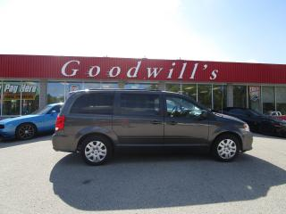 Used 2016 Dodge Grand Caravan SXT! 7 PASSENGER! CLEAN CARFAX! for sale in Aylmer, ON