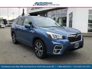 Used 2020 Subaru Forester Limited for sale in North Vancouver, BC