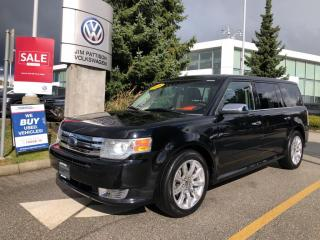 Used 2009 Ford Flex Limited AWD, Trades welcome! for sale in Surrey, BC
