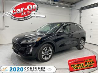 Used 2020 Ford Escape SEL AWD | 1.5L ECOBOOST | LEATHER | NAV for sale in Ottawa, ON