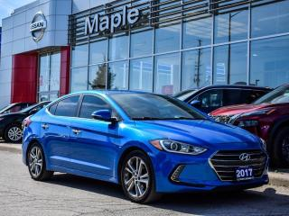 Used 2017 Hyundai Elantra Limited for sale in Maple, ON
