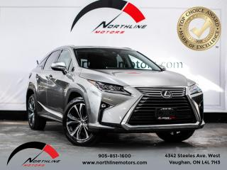 Used 2017 Lexus RX 350 AWD 4dr/NAVIGATION/BACKUP CAM/BLIND SPOT/SUNROOF/ for sale in Vaughan, ON
