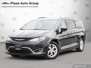Used 2017 Chrysler Pacifica Touring-L Plus for sale in Orillia, ON