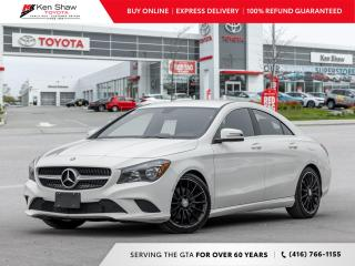 Used 2014 Mercedes-Benz CLA-Class 4MATIC® for sale in Toronto, ON