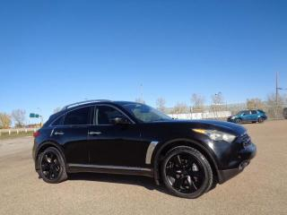 Used 2009 Infiniti FX50 AWD 4DR for sale in Edmonton, AB