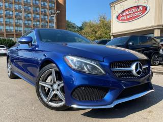 Used 2017 Mercedes-Benz C 300 AMG SPORTS PKG | NAVI | CAM | PANO | BSM | 4 NEW SNOW TIRES* for sale in Scarborough, ON