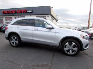 Used 2017 Mercedes-Benz GL-Class GLC300 4MATIC Navigation Camera Panoramic Certified for sale in Milton, ON