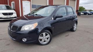 Used 2009 Pontiac G3 Wave SE for sale in Dunnville, ON