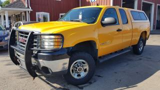Used 2007 GMC Sierra 2500 HD SLE1 Ext. Cab 4WD for sale in Dunnville, ON