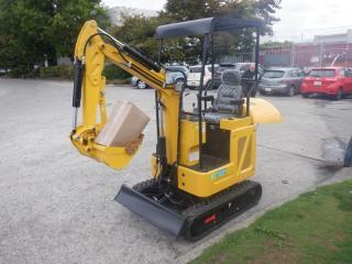 Used 2021 Cael Excavator 1.5 ton Kabota Diesel Engine for sale in Burnaby, BC
