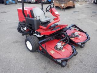 Used 2015 TORO 3500 4x4 Groundsmaster Diesel for sale in Burnaby, BC