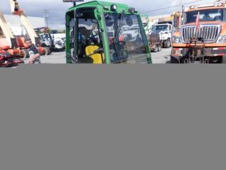 Used 2013 John Deere F1400 1545 Series II 4 Wheel Drive Diesel Mower for sale in Burnaby, BC