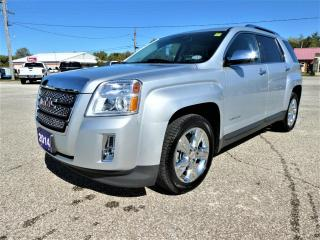 Used 2014 GMC Terrain SLT | Navigation | Heated Seats | Remote Start for sale in Essex, ON