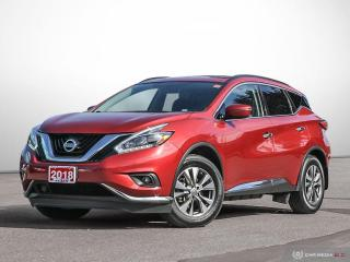 Used 2018 Nissan Murano SV for sale in Ottawa, ON
