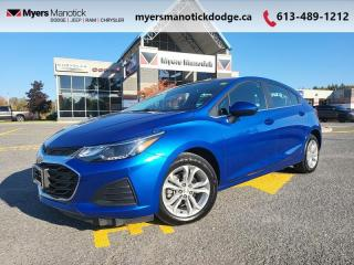 Used 2019 Chevrolet Cruze LT  - Heated Seats -  LED Lights - $151 B/W for sale in Ottawa, ON