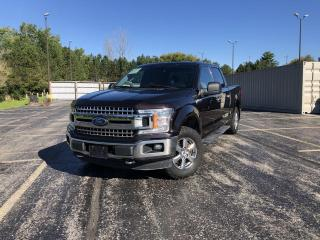 Used 2018 Ford F-150 XLT XTR Crew 4WD for sale in Cayuga, ON