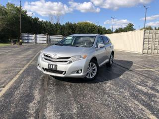 Used 2014 Toyota Venza LE AWD for sale in Cayuga, ON