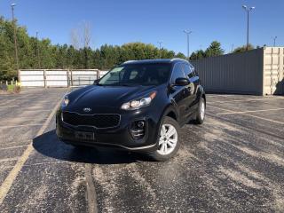 Used 2017 Kia Sportage LX AWD for sale in Cayuga, ON