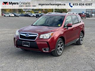 Used 2016 Subaru Forester XT TOURING  - Low Mileage for sale in Orleans, ON