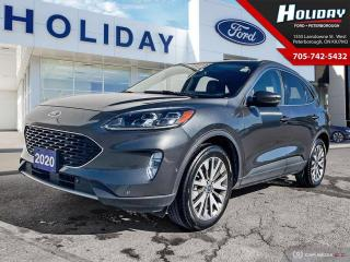 Used 2020 Ford Escape Titanium for sale in Peterborough, ON