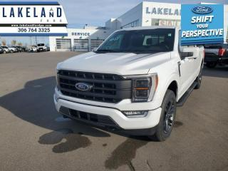 New 2021 Ford F-150 Lariat  - Leather Seats - $442 B/W for sale in Prince Albert, SK