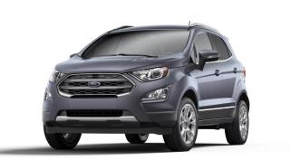 New 2021 Ford EcoSport Titanium for sale in New Hamburg, ON
