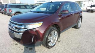 Used 2011 Ford Edge Limited for sale in New Hamburg, ON