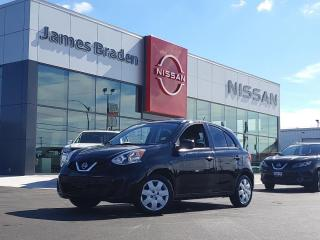 Used 2015 Nissan Micra SV for sale in Kingston, ON