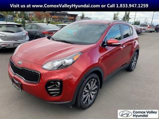 Used 2017 Kia Sportage EX AWD for sale in Courtenay, BC