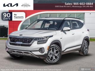 New 2022 Kia Seltos EX PREMIUM for sale in Mississauga, ON