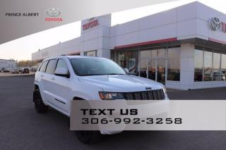 Used 2019 Jeep Grand Cherokee Altitude for sale in Prince Albert, SK